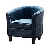 Sofa Collection Panama Tub Chair - Blue