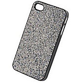 "Tortoiseâ""¢ Hard Case iPhone 4/4S Glitter Graphite"
