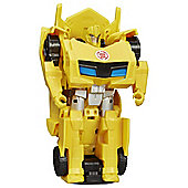 Transformers Robots in Disguise One Step Changer Bumblebee
