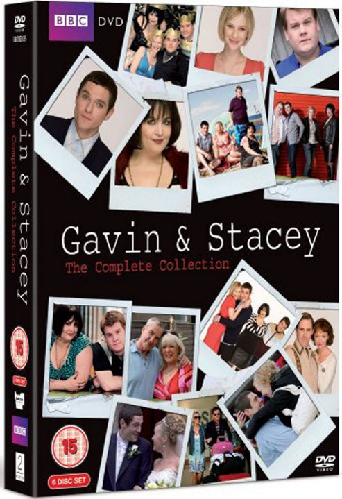 Gavin And Stacey - Series 1-3 And 2008 Christmas Special (DVD Boxset)