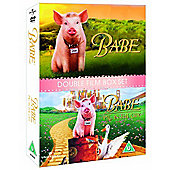 Babe/Babe: Pig In The City (DVD Boxset)