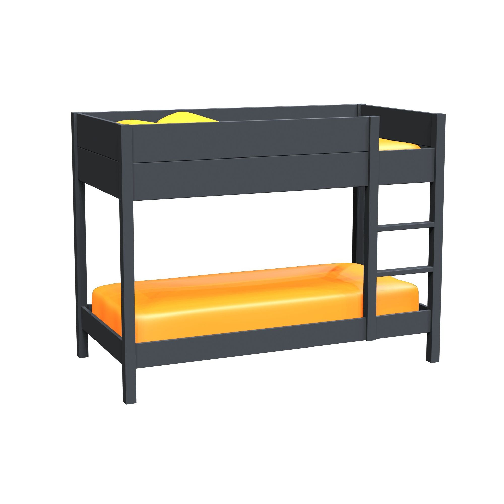 Altruna Moove Bunkbed - Dark Grey at Tesco Direct