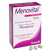 HealthAid Menovital 60 Veg Tablets