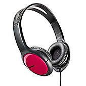 PIONEER SEMJ711 HEADPHONES (RED)