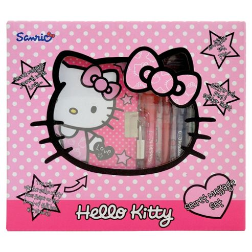 Kitty Secret Message Set