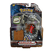 Pokemon Battle Dimension Deluxe Battle link Geodude