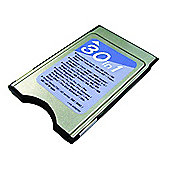 30 in 1 PCMCIA Card Reader