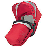 Mothercare MyChoice Pram and Pushchair Seat Unit - Red Hex
