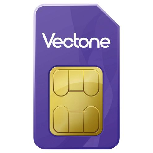Vectone Pay as you go SIM Pack