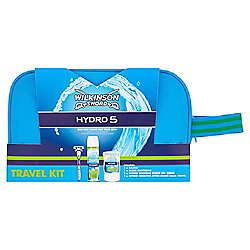 Wilkinson Sword Hydro 5 Travel Kit Gift Set