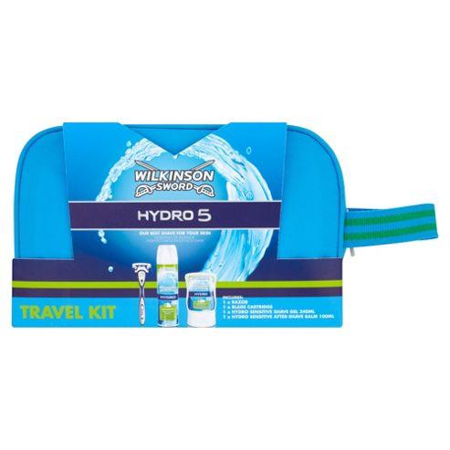 Wilkinson Sword Hydro 5 Travel Kit Gift Set
