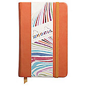 Rhodia Lined A6 Notebook, Tangerine