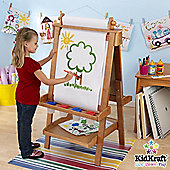 KidKraft Wooden Adjustable Easel