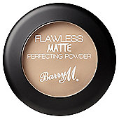 Barry M Flawless Matte Perfecting Powder 3 Dark 8g