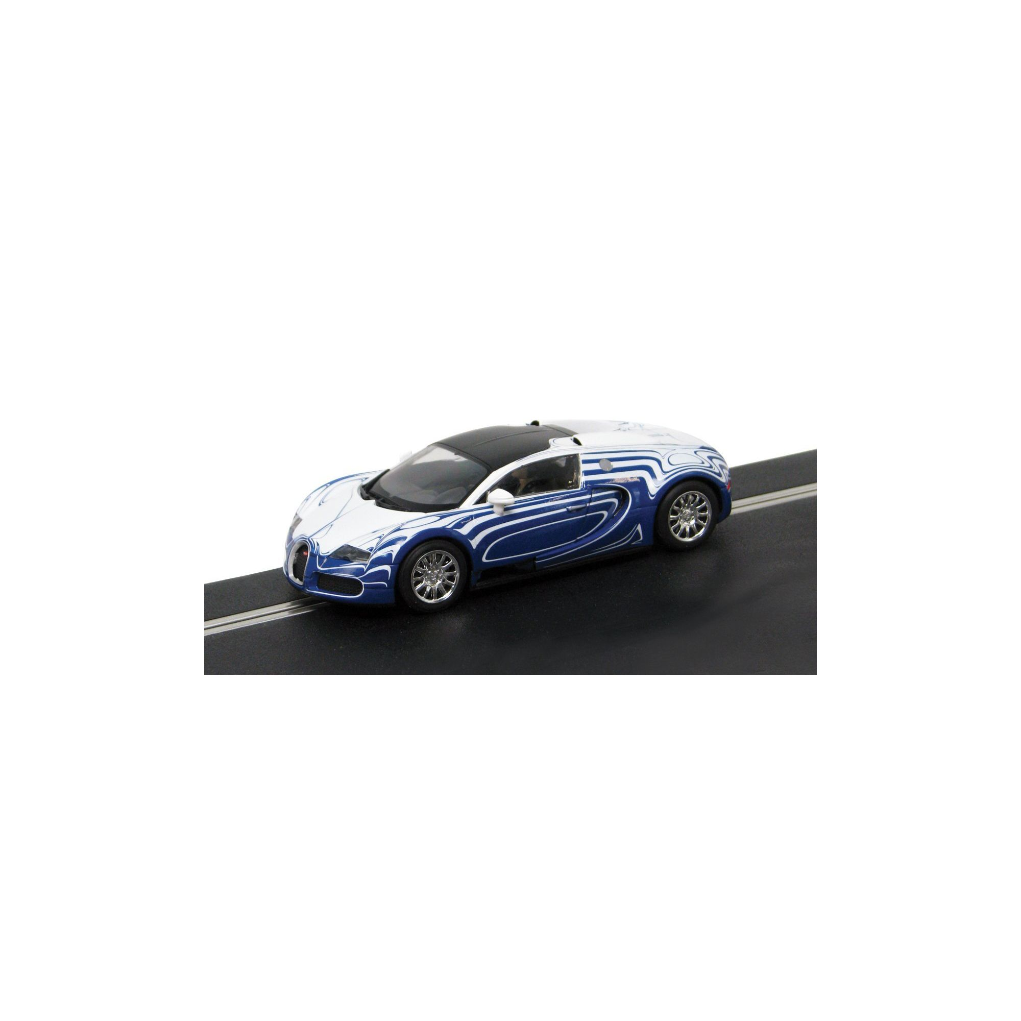 bugatti veyron l 39 or blanc scalextric c3394 toys compare and save. Black Bedroom Furniture Sets. Home Design Ideas