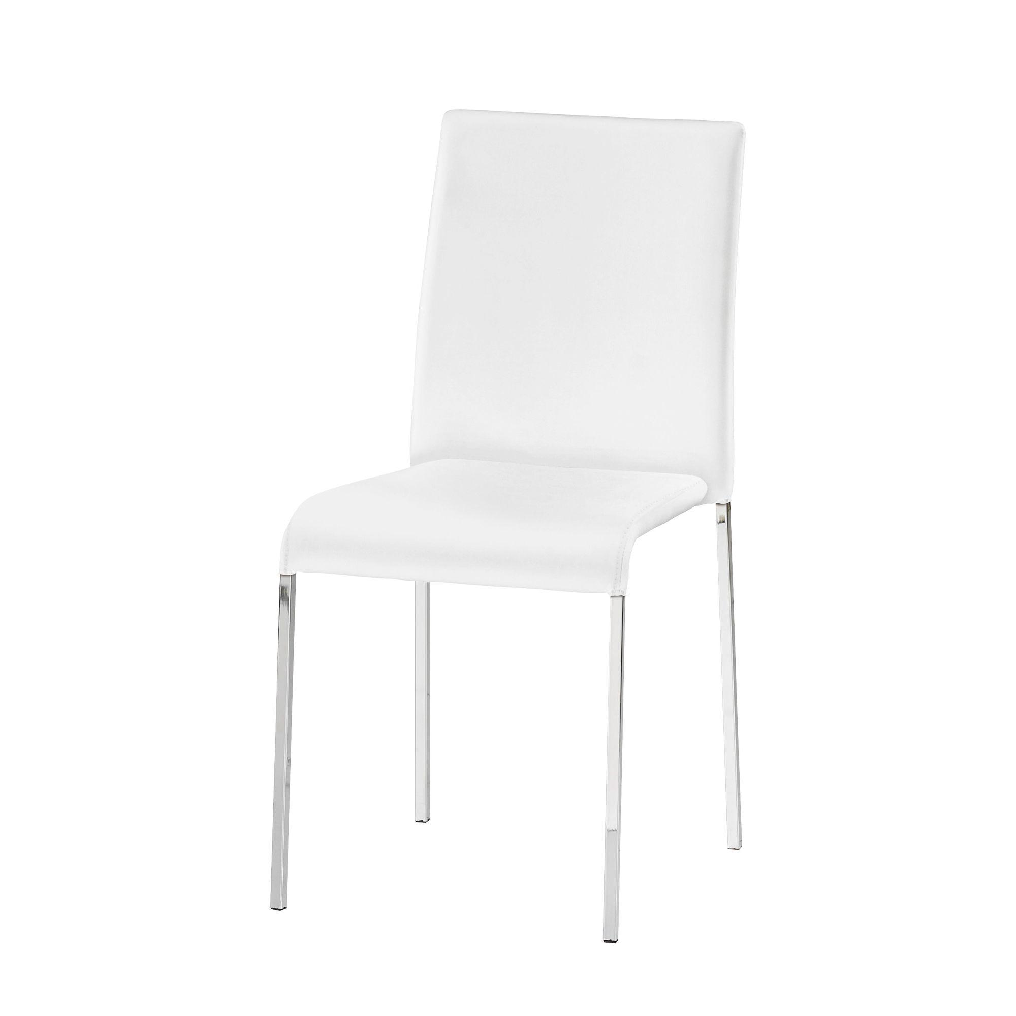 Tvilum Lilly Dining Set - White at Tesco Direct
