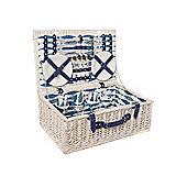 Linea Seascape 4 Person Hamper