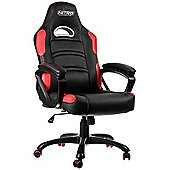 Nitro Concepts C80 Comfort Series Gaming Chair Black / Red NC-C80C-BR-UK