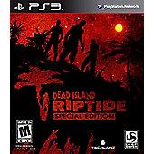 Dead Island : Riptide Special Edition - PS3