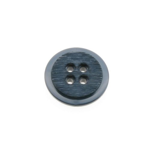 Dill Buttons 30mm Round Rebate Dark Teal