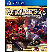 Samurai Warriors 4 (PS4 )