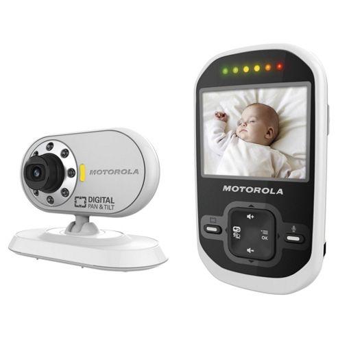 buy mbp26 video baby monitor from our digital range tesco. Black Bedroom Furniture Sets. Home Design Ideas