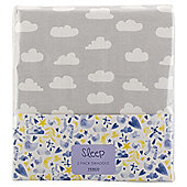 Tesco Cloud 2pk Swaddle