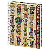 Marvel Icons A4 Notebook