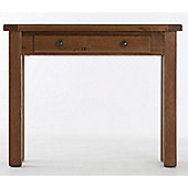 Thorndon Farmhouse Console Table in Old Oak