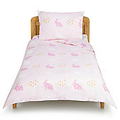 Tesco Bunny Toddler Duvet Set