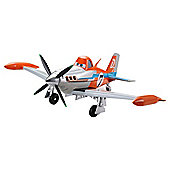 Disney Planes Dusty Crophopper Deluxe Plane