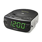 Sony Dream Machine ICF-CD814 Clock Radio with CD
