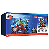 Disney Infinity 2.0 Marvel Collectors Edition PS4
