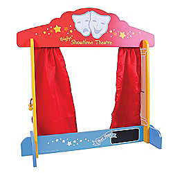 Bigjigs Toys BJ339 Table Top Theatre
