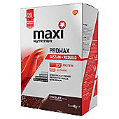 MaxiNutrition Promax Sachets Chocolate 5x40g