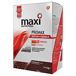 MaxiNutrition Promax Sachets Chocolate 5x40g