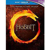 The Hobbit Trilogy Blu-Ray