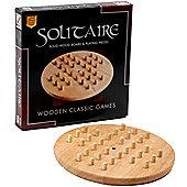 Wooden Solitaire - John Adams 8383