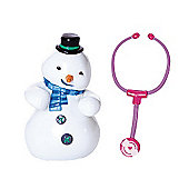 Doc McStuffins and Friends - Chilly Mini Figure and Stethoscope