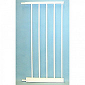 Bettacare Easyfit Safety Gate Extension - White 5 Bar