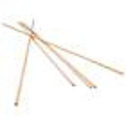Dowel 4mm 60cm - 5 Pk