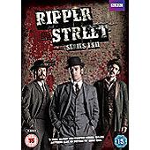 Ripper Street Series 1-2 Box Set
