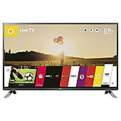 LG 32LF650V 32 Inch 3D Smart WebOS WiFi Built In Full HD 1080p LED TV with Freeview HD -