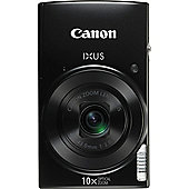Canon IXUS 180 20.0 MP Compact Digital Camera Black