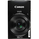 Canon IXUS 180 20.0 MP Compact Digital Camera Black