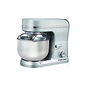 Morphy Richards 400006 Accents Plastic Stand Mixer - Silver