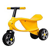 Homcom Kids Learning Bike 3 Wheel Toddle Sliding Walker Ride on Tricycle Toy Xmas Gift