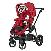 OBaby ZeZu Multi Pramette (Dotty Red)