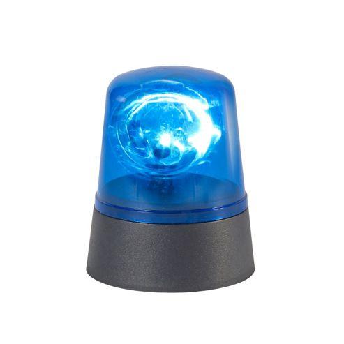 Tesco Novelty Lighting : Buy Battery Rotating Blue LED Police Light from our Novelty Lighting range - Tesco