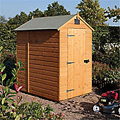 7ft x 5ft Deluxe Security Tongue & Groove Shed (12mm T&G Floor)